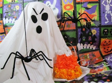 homemade halloween decorations ganz parent club