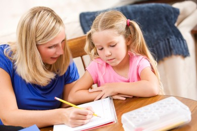Helpful tips to help your children succeed with their homework