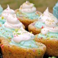 Confetti cookie cups recipe