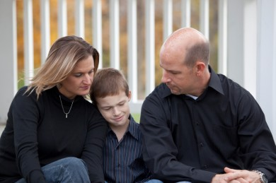 Advice on Talking to your kids about Cancer.