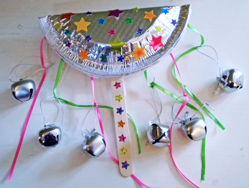 crafts craft diy noisemaker noise maker purim eve gragger fun toddler bells enjoy parentclub ganzworld pan aluminum preschool idea raashan