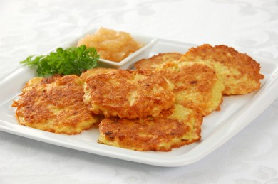 Egg free, gluten free latkes recipes