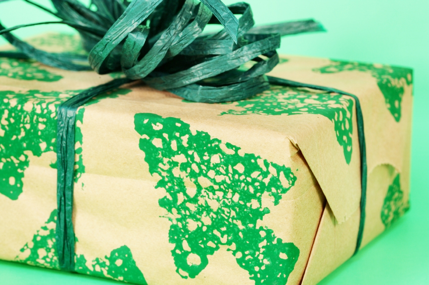 cheapest place to buy christmas wrapping paper