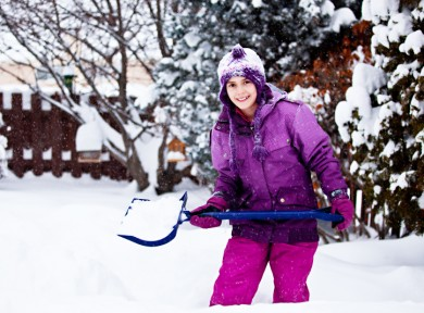 Exercise tips for winter.