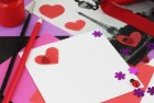 Homemade valentines for kids to make.