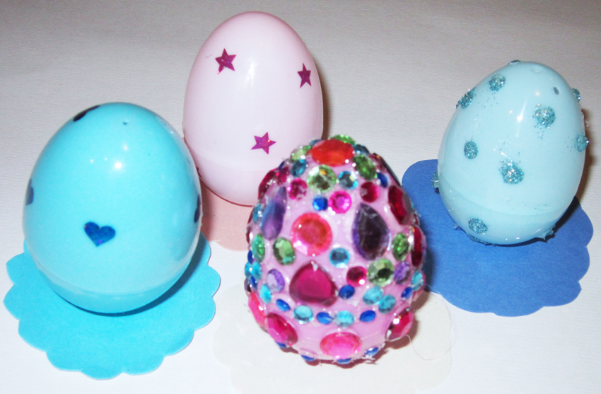 3 Fun Things To Do With Plastic Easter Eggs