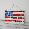Mosaic Flag Craft