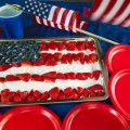 A delicious dessert for the Fourth of July