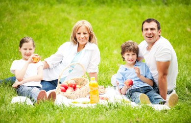 Go on a family picnic!