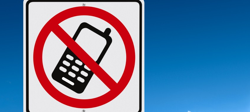 How to Leave Your Cell Phone At Home