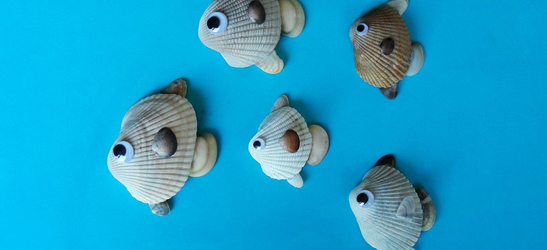 How to Make a Sea Shell Craft