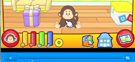 Take a Tour of Webkinz Jr.